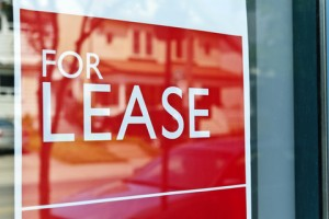 Sign in window - Office for Lease