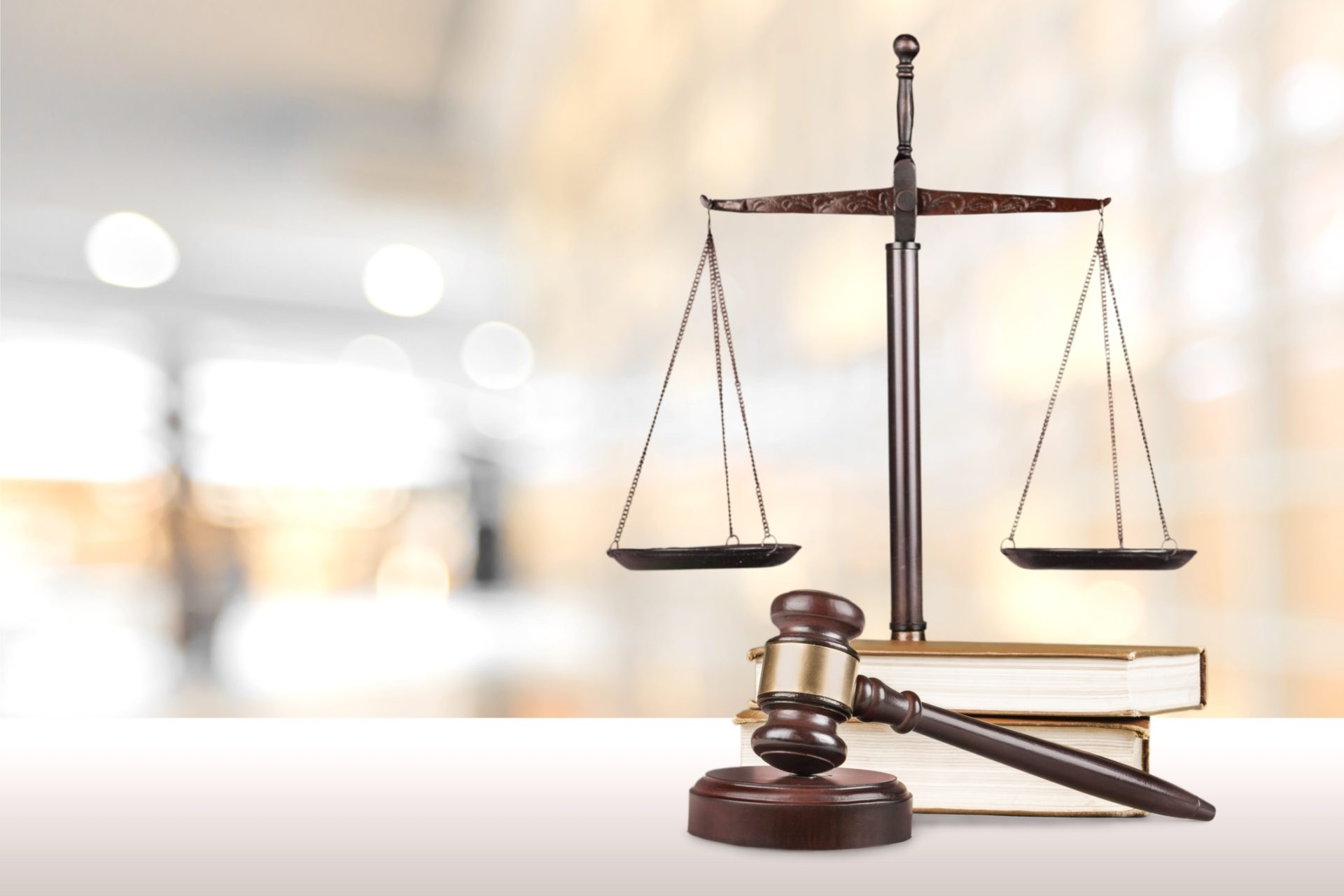 Weight and gavel, legal services
