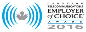 CTEOC 2016 - Versature Wins Canadian Telecommunications Employer of Choice